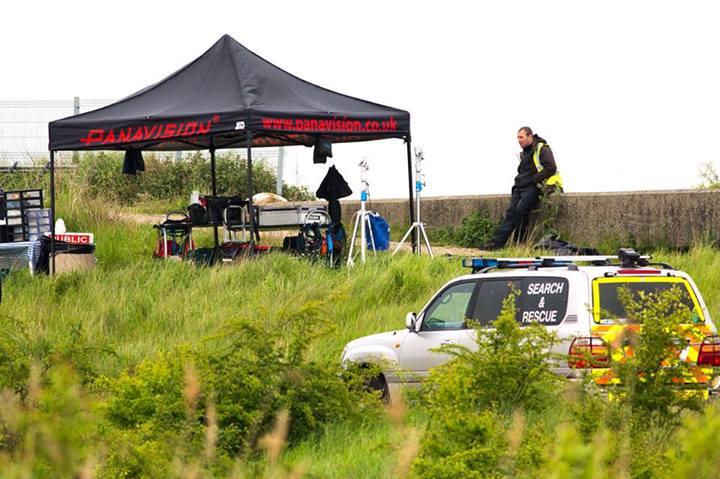 Murder on the marshes - Silent Witness at Rainham! - Rainham