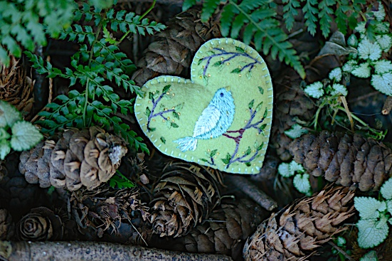 Give a green heart this Valentine's Day - Natures Home magazine ...