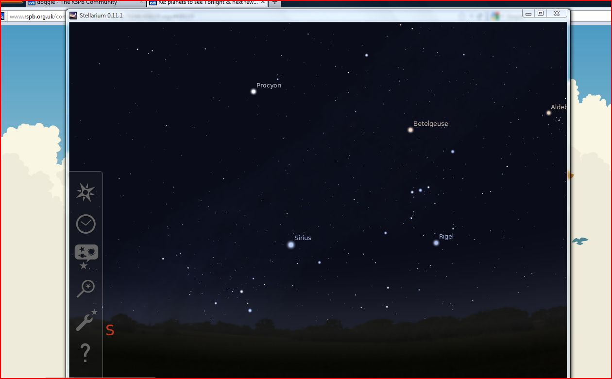 Can You See Planets Tonight - Pics about space