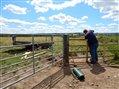 Gate Repair, Exminster Marsh