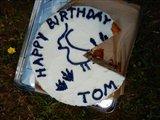 Tom P's Birthday Cake