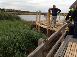 Boardwalk Construction