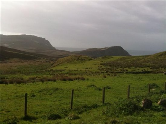 The lovely landscape of The Oa
