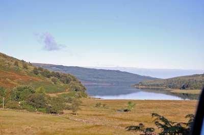 Loch Frisa - photo Debby thorne