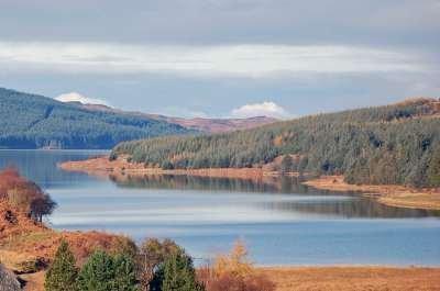 Loch Frisa - Autmn