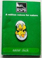 RSPB Easter Chick