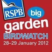 Big Garden Birdwatch Logo