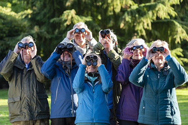 Big Garden Birdwatch reserve events