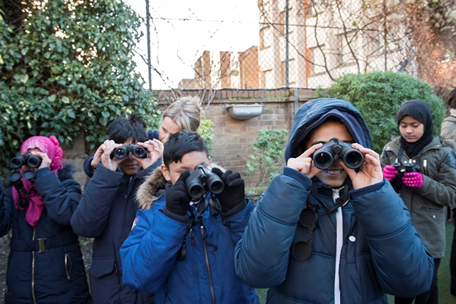Big Schools' Birdwatch