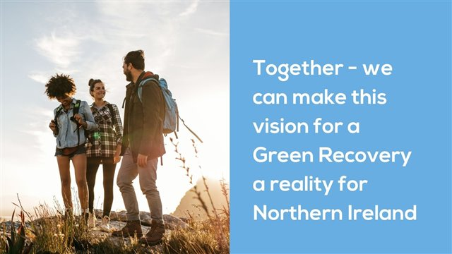 A Green Recovery for Northern Ireland